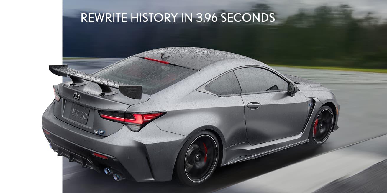 Who makes Lexus cars?