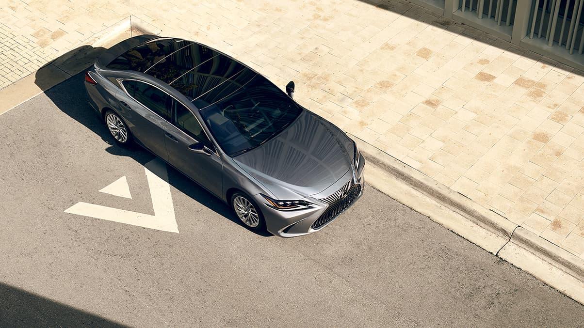 2019 Lexus ES 350 exterior at Eskridge Lexus