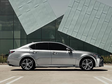 New 2020 Lexus GS 350 Exterior