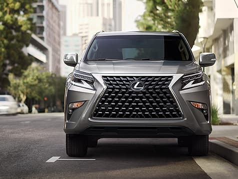 2020 Lexus GX 460 with a sleek Exterior