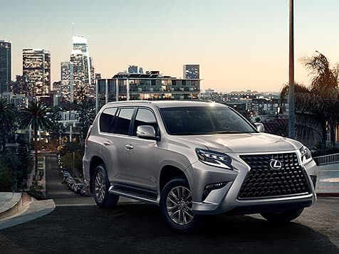 2020 Lexus GX 460 with great Performance