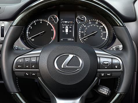 2019 Lexus GX-460 interior