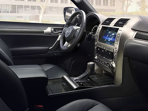 2020 Lexus GX 460 with class leading safety features