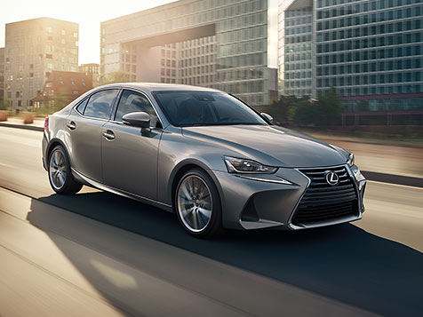 2020 Lexus IS 300 with great Performance