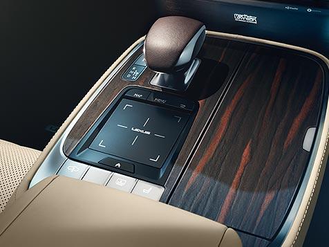 New 2020 Lexus LS 500 Interior