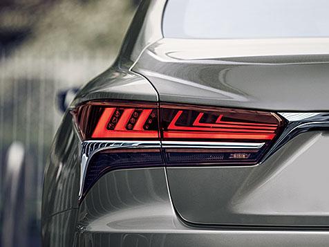 New 2020 Lexus LS 500 Performance