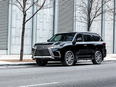 2020 Lexus LX 570 with great Performance