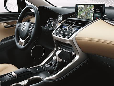2020 Lexus NX 300 Interior