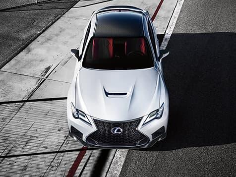 New 2020 Lexus RC-F Exterior