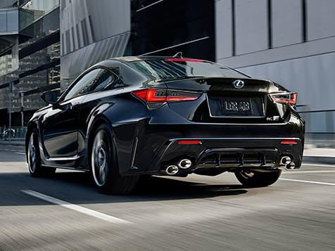 New 2020 Lexus RC-F Performance