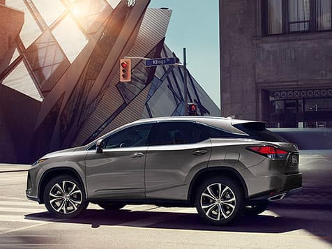 2020 Lexus RX 350 with a sleek Exterior