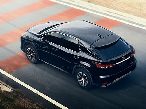 2020 Lexus RX 350 with great Performance