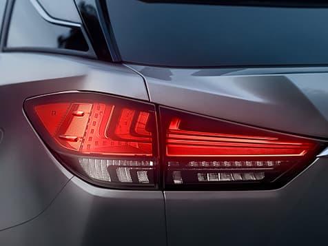 2019 Lexus RX-350 Exterior