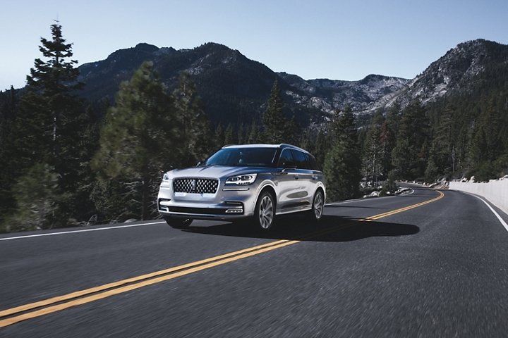 2020 Lincoln Aviator Exterior Features