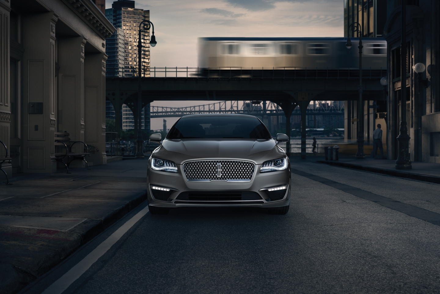 The 2020 Lincoln MKZ for sale at Jack Demmer Lincoln in Dearborn, MI