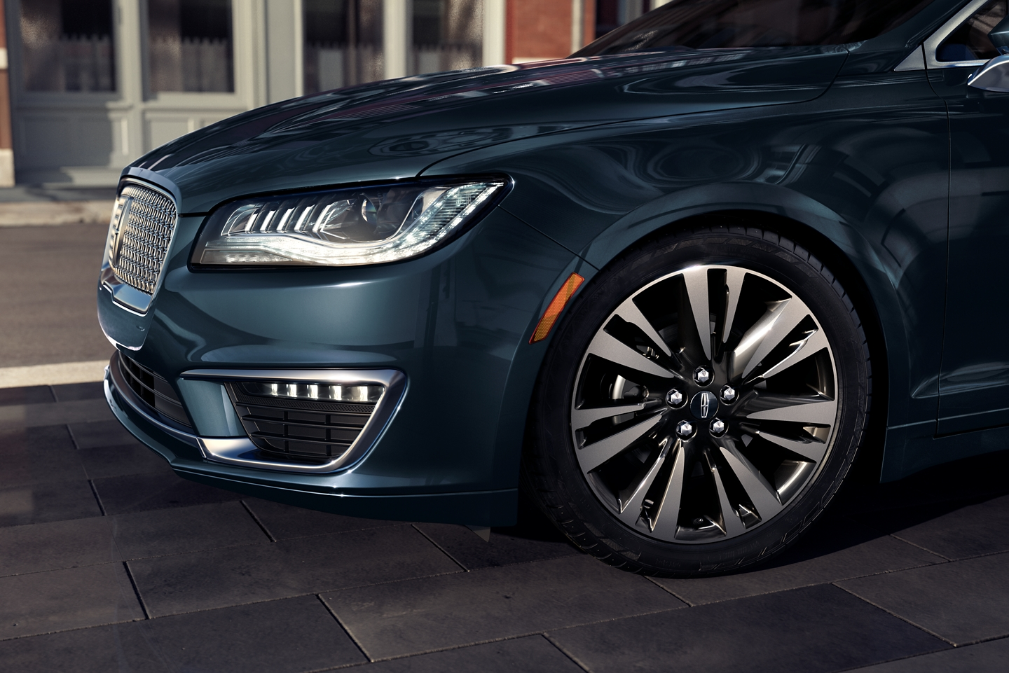 The high-performance 2020 Lincoln MKZ