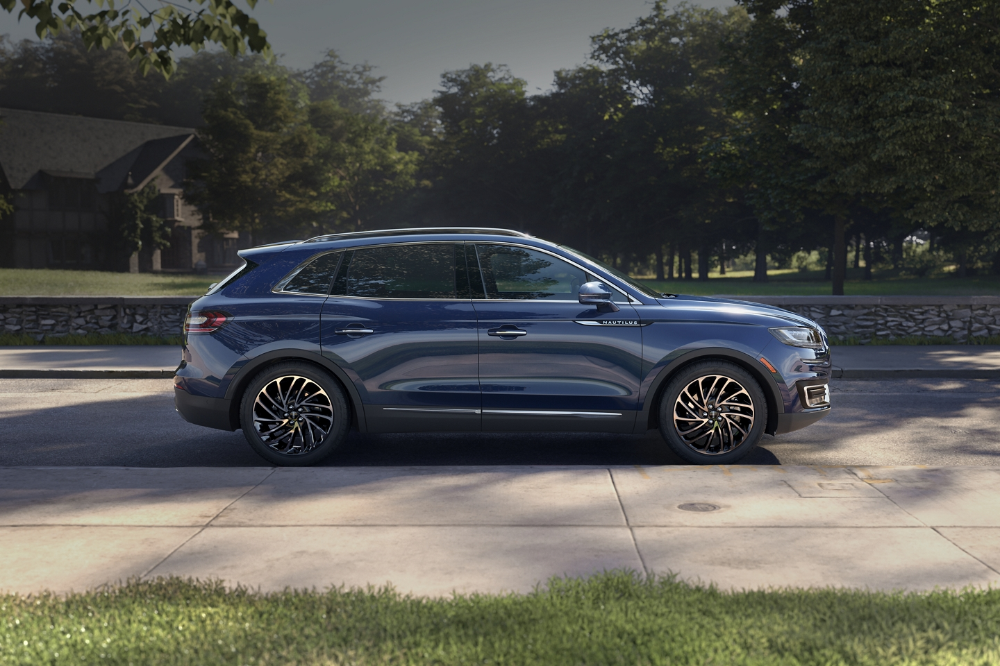 New 2020 Lincoln Nautilus Performance
