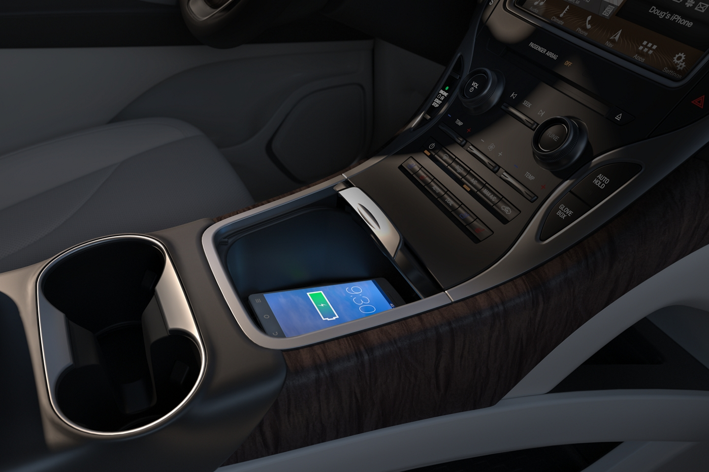 New 2020 Lincoln Nautilus Technology Features