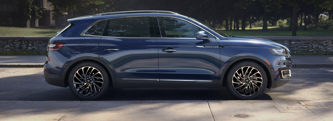 New 2020 Lincoln Nautilus vs Cadillac XT6
