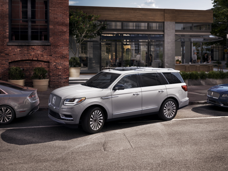 Stay safe inside the 2020 Lincoln Navigator