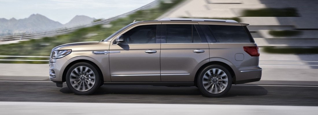 Lincoln Navigator Lease Specials in Detroit, MI