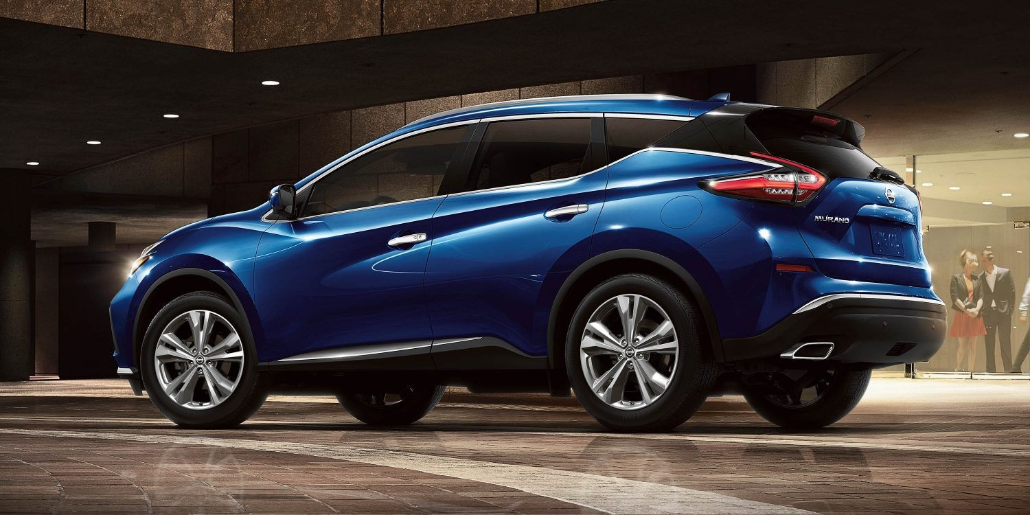 New 2020 Nissan Murano Specs & Review