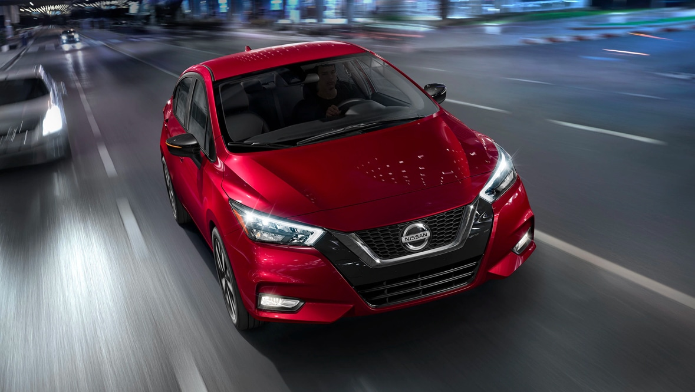 New Nissan Vehicles