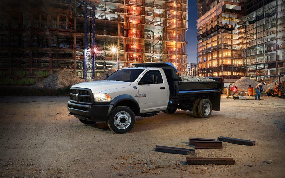 Dump Truck Inventory at Roesch CDJR