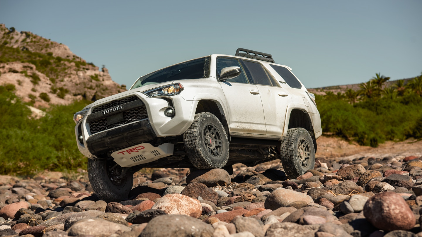 The high-performance 2020 Toyota 4Runner