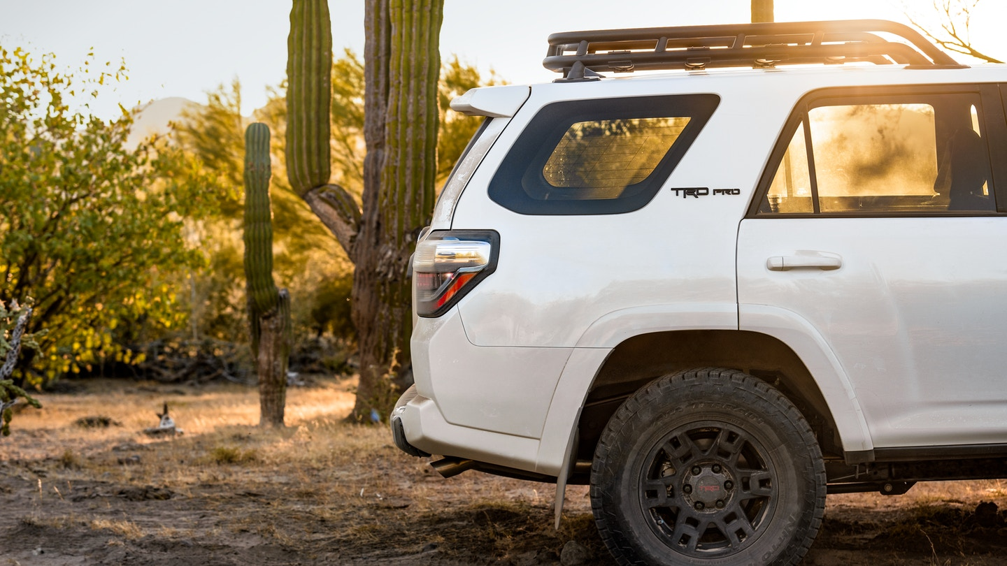 The 2020 Toyota 4Runner with must have safety features for sale at Arlington Toyota in Jacksonville, FL