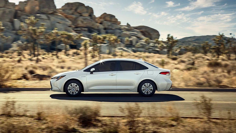 2020 Toyota Corolla vs Honda Civic