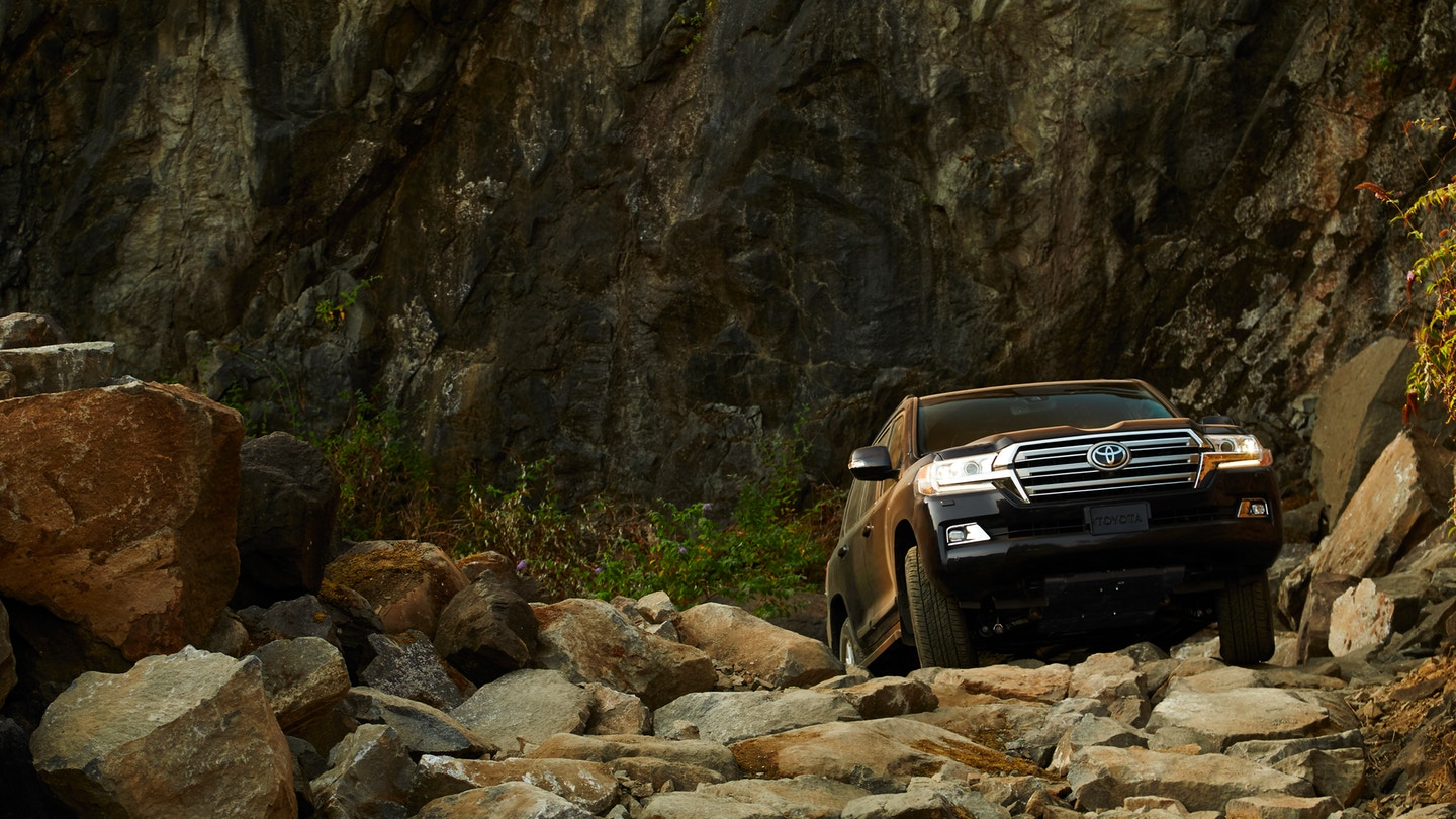 The 2020 Toyota Land Cruiser has great performance and is for sale at Arlington Toyota in Jacksonville, FL