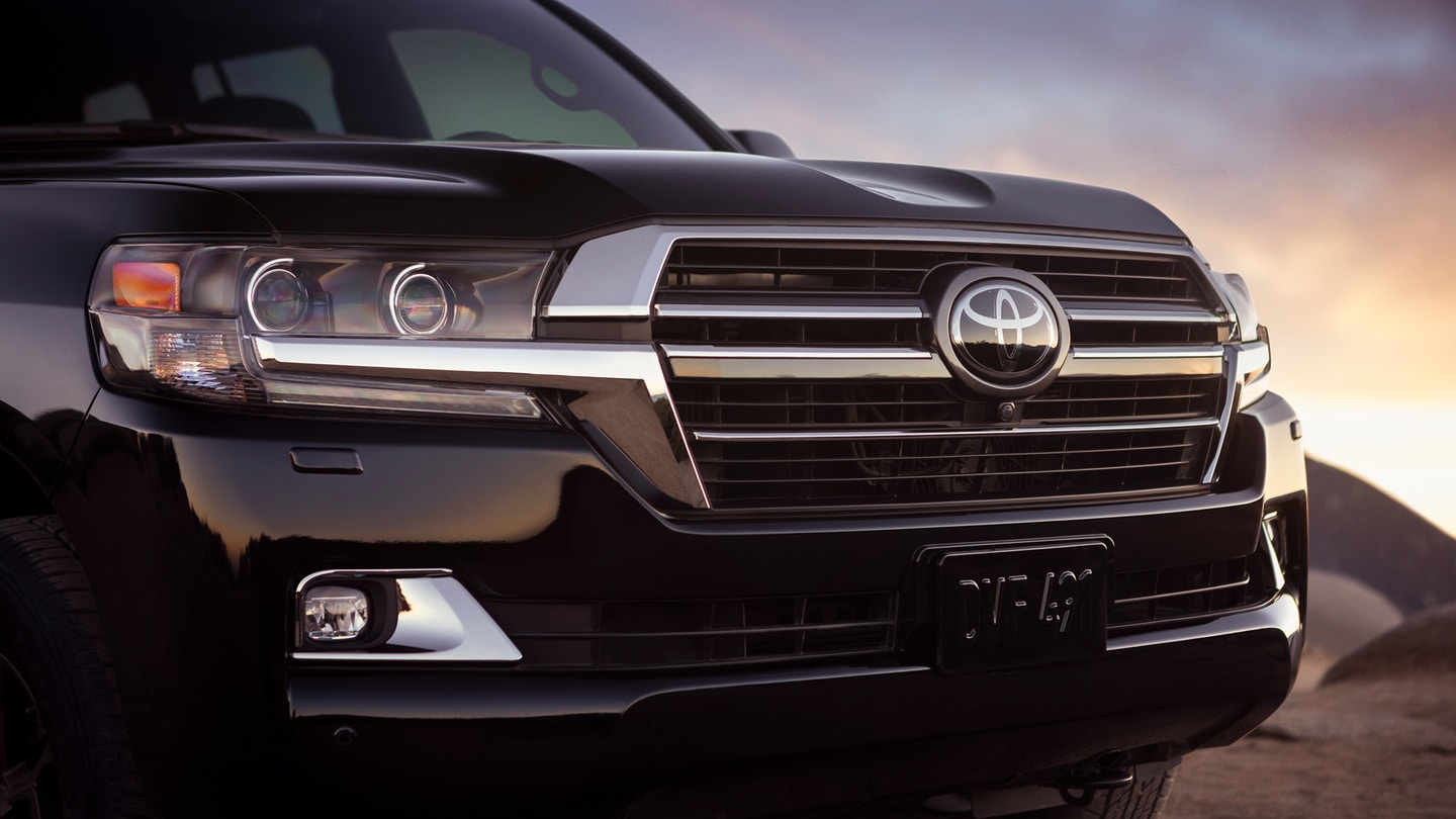 The 2020 Toyota Land Cruiser for sale at Arlington Toyota in Jacksonville, FL