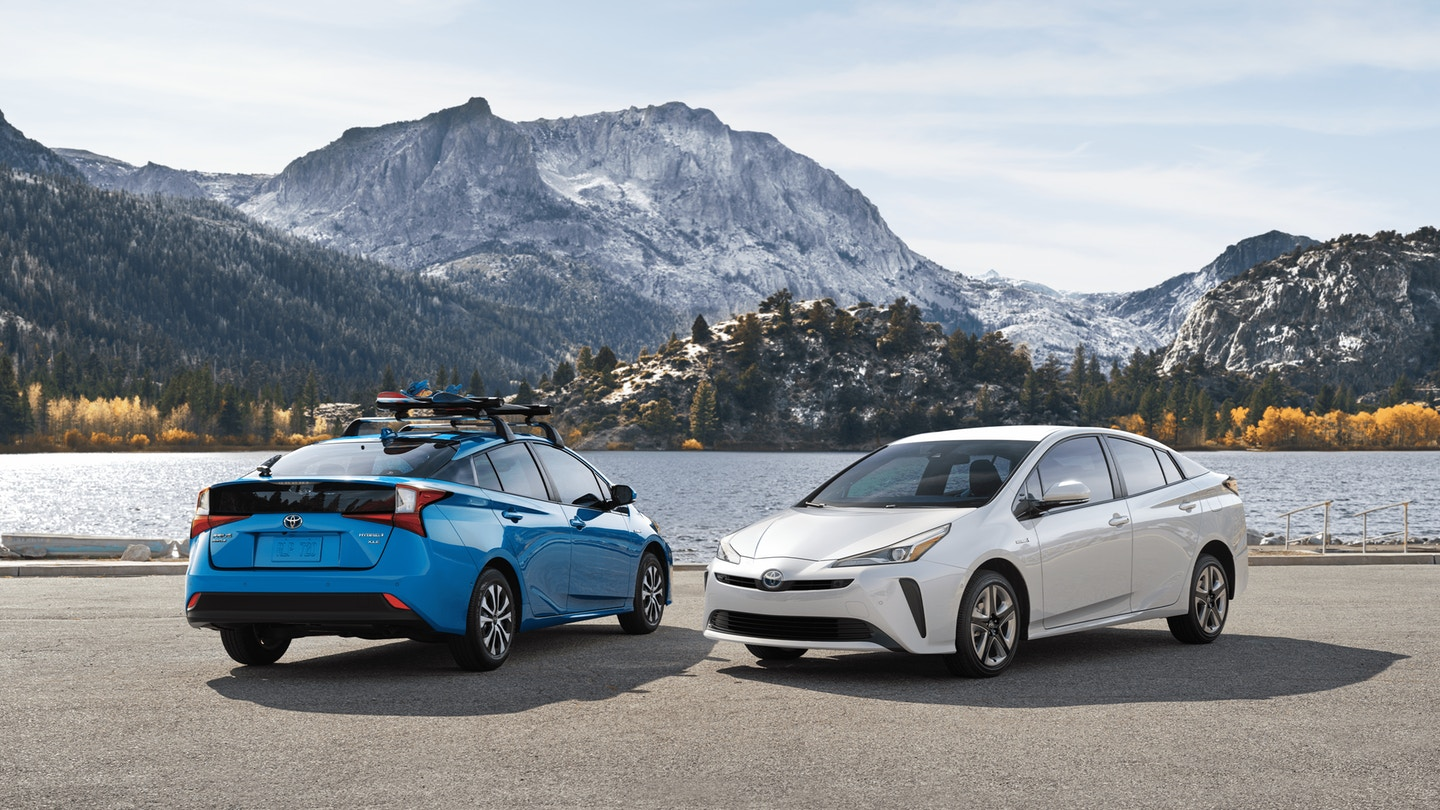 The 2020 Toyota Prius has great performance and is for sale at Arlington Toyota in Jacksonville, FL