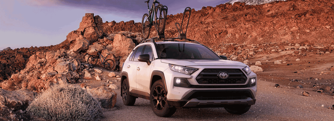 Toyota RAV4 Lease Deals in Crystal Lake, IL