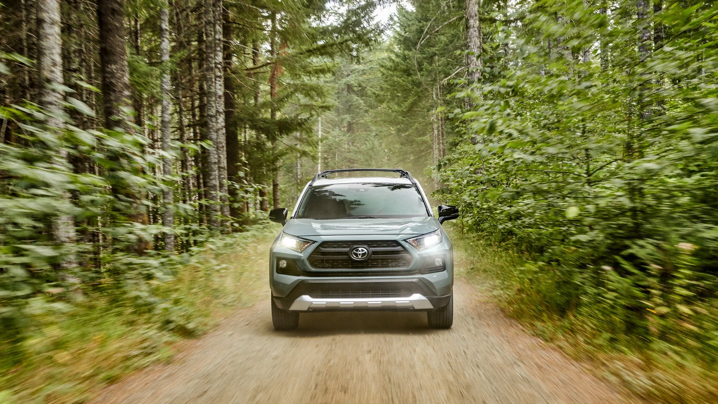 Toyota Rav4 Safety Features in Elgin, IL