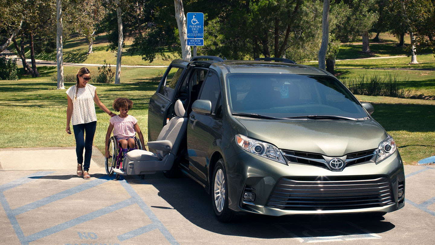 The 2020 Toyota Sienna available at Uebelhor Toyota near Evansville, IN