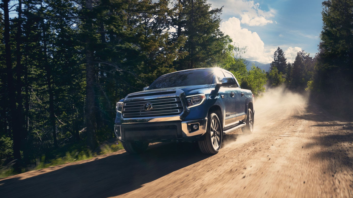 The 2020 Toyota Tundra has great performance and is for sale at Arlington Toyota in Jacksonville, FL
