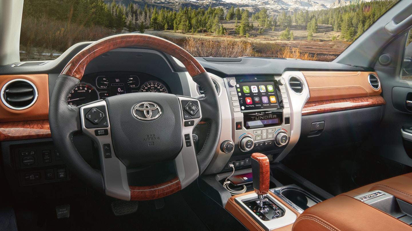 The 2020 Toyota Tundra with the latest Technology for sale at Arlington Toyota in Jacksonville, FL