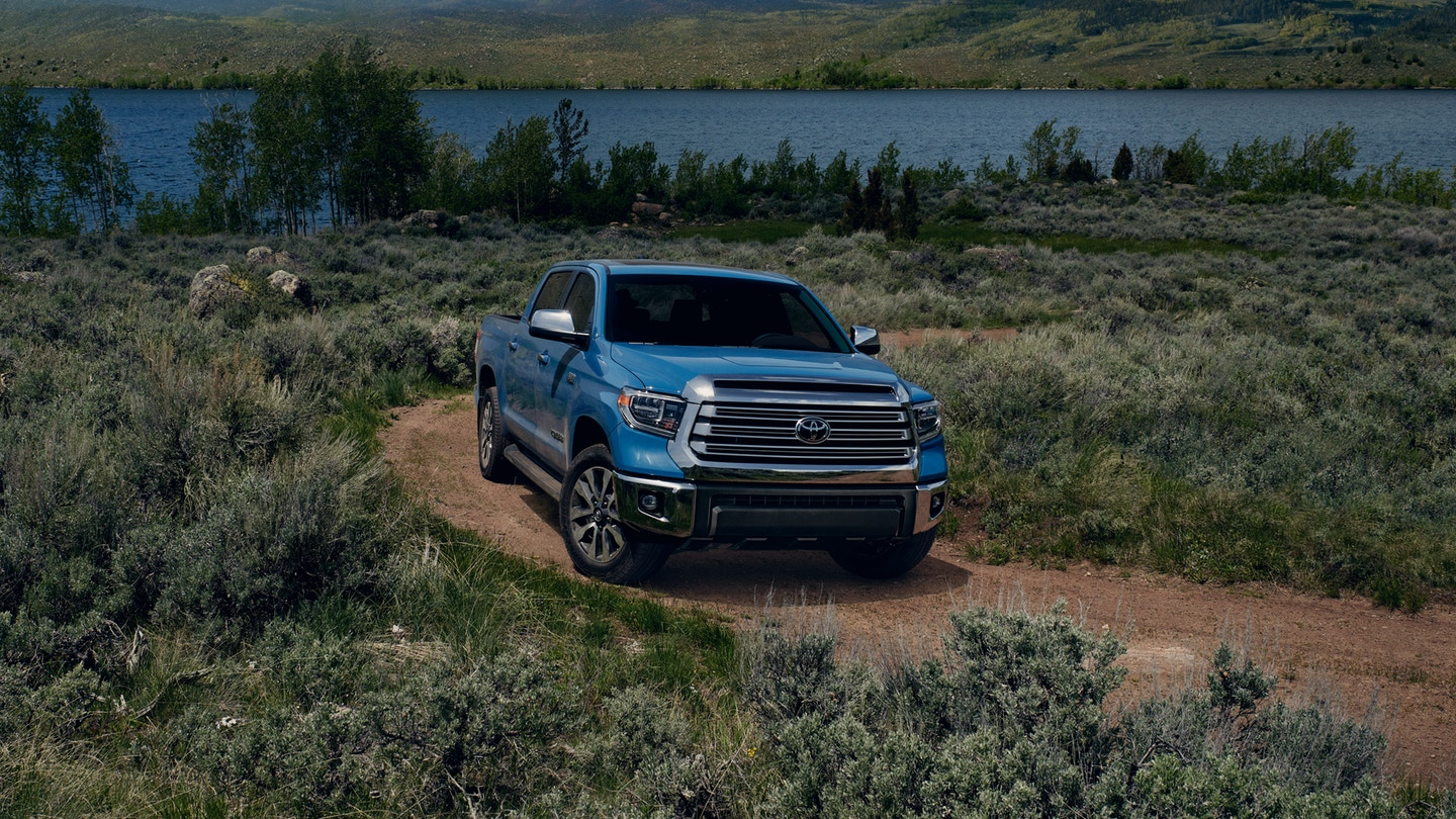 The 2020 Toyota Tundra for sale at Arlington Toyota in Jacksonville, FL