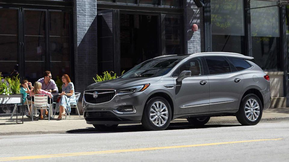 New 2021 Buick Enclave Specs & Review