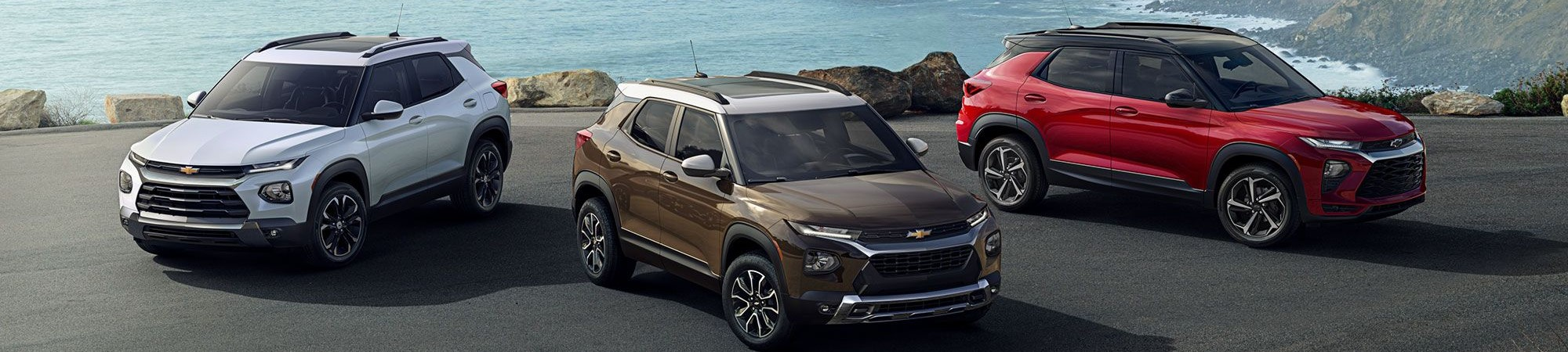 How much can the 2021 Chevrolet Trailblazer tow?