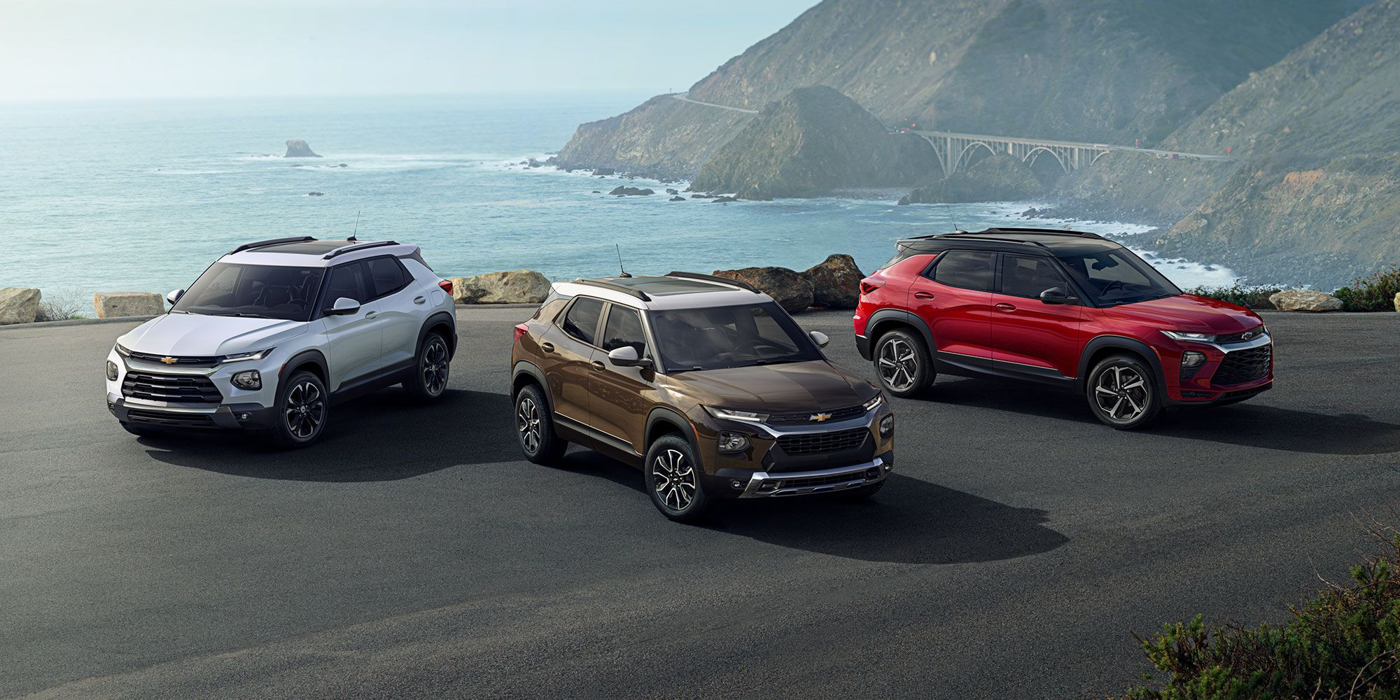 What is the MPG of the 2021 Chevrolet Trailblazer?