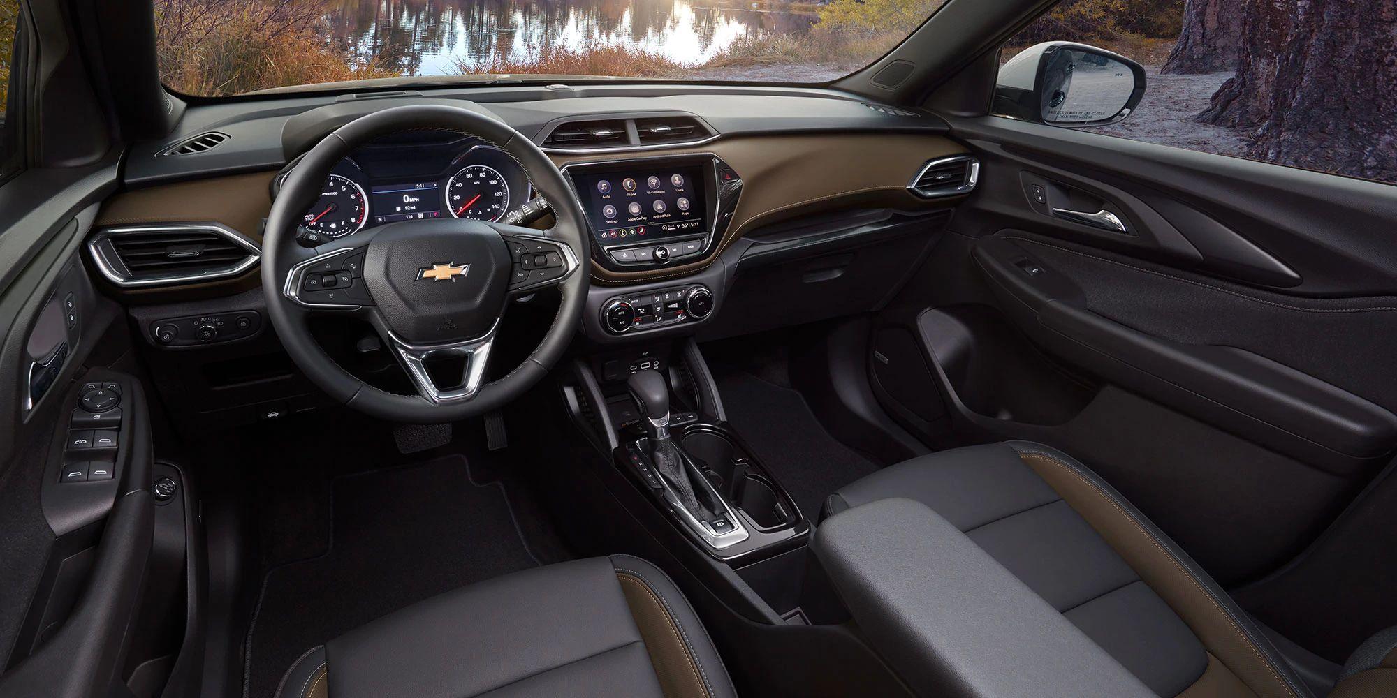 New 2021 Chevrolet Trailblazer for sale near Akron, OH