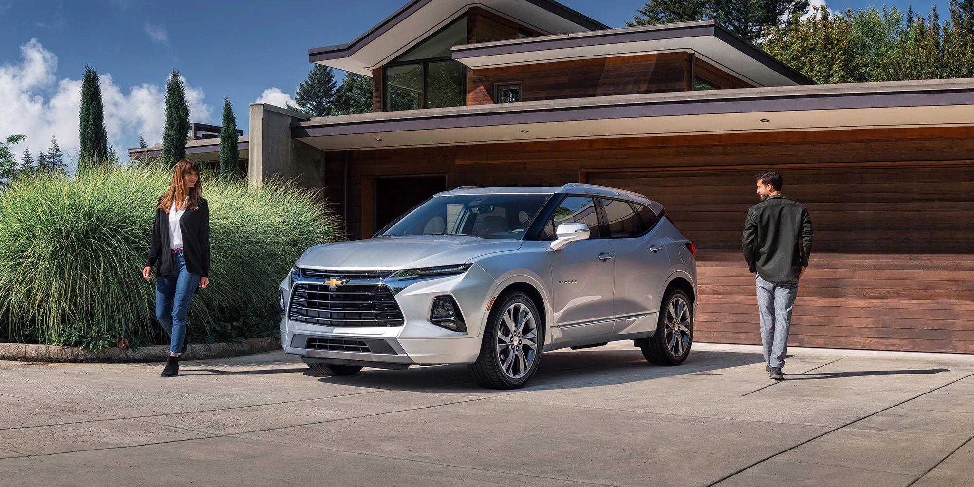 2021 Chevrolet Blazer Safety Features
