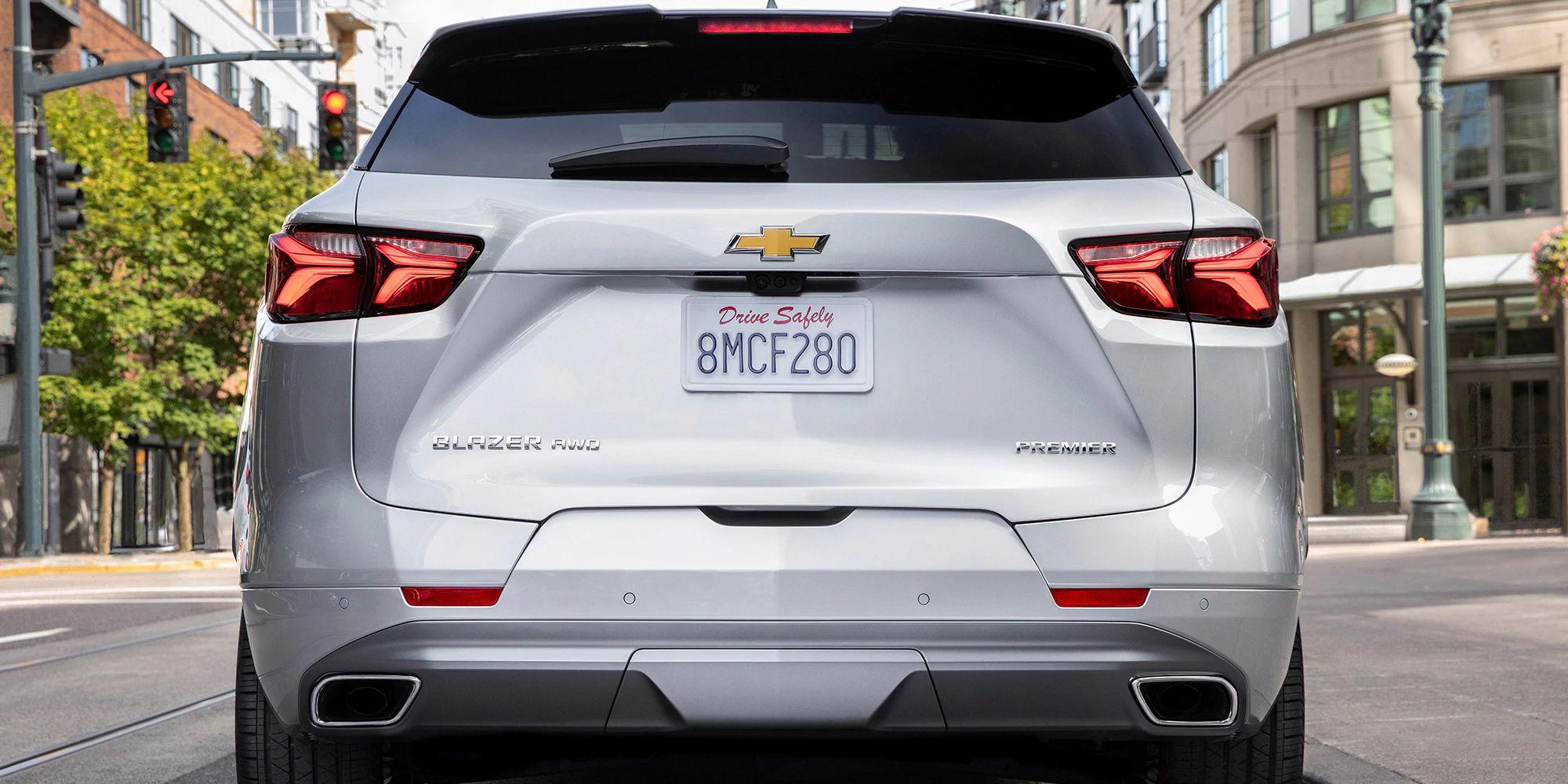 2021 Chevrolet Silverado 1500 Safety Features
