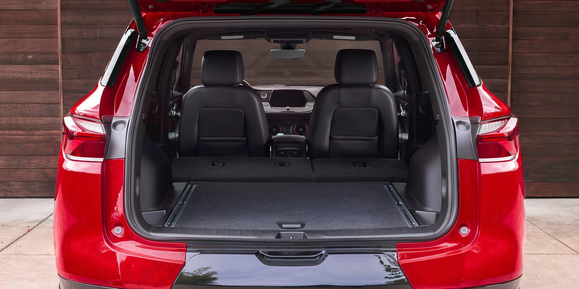 2021 Chevrolet Blazer Performance