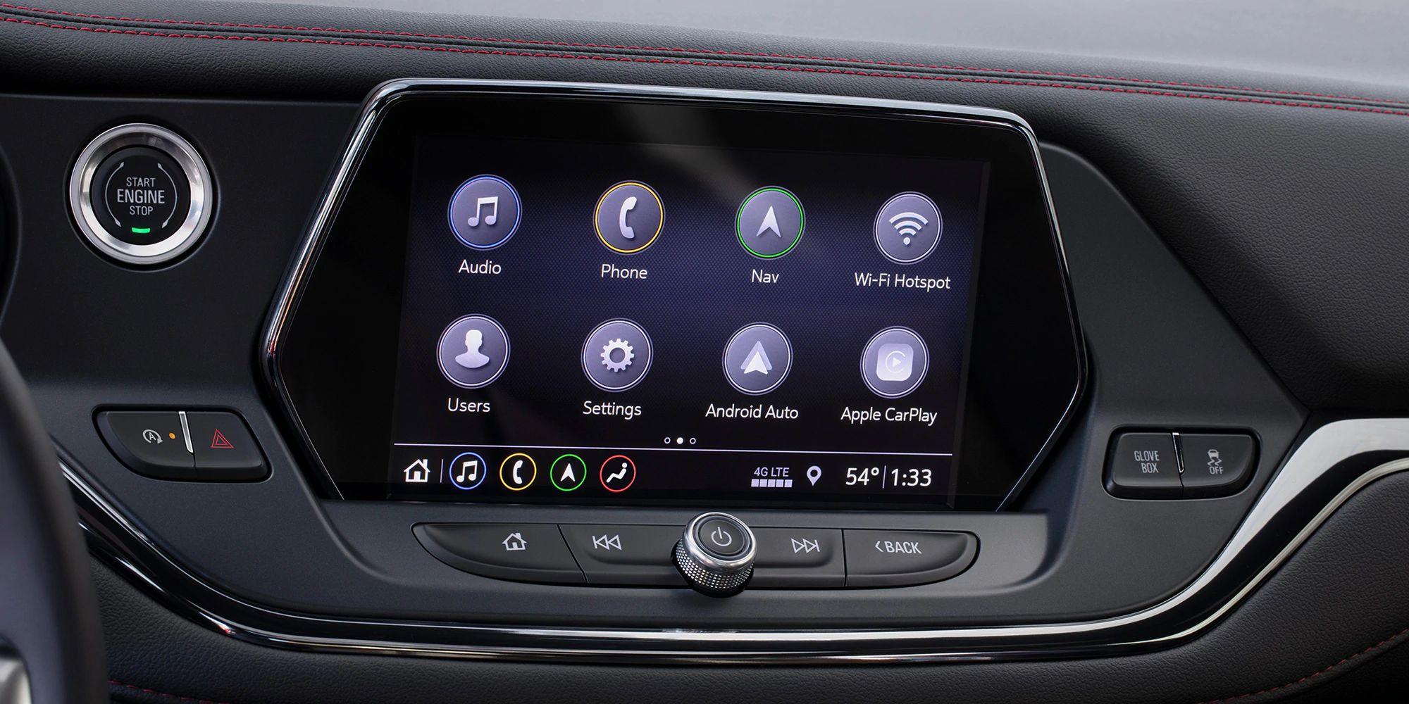 2021 Chevrolet Blazer Technology