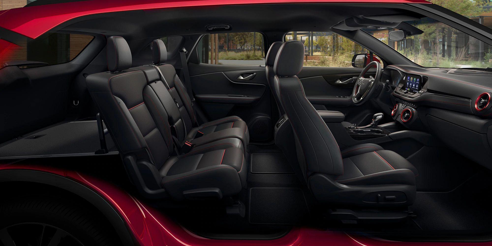New 2021 Chevrolet Blazer for sale near Tulsa, OK