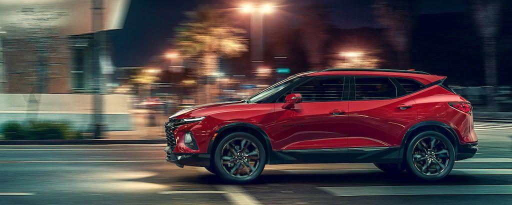 2021 Chevrolet Blazer for sale near Akron, OH